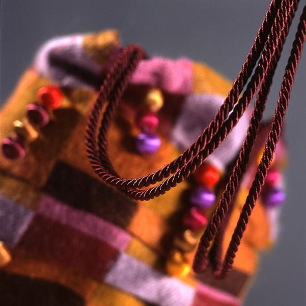 Handbag close up