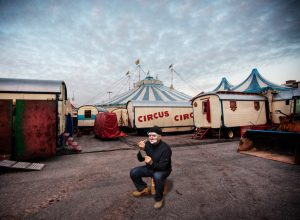 THE NIGHT I RAN AWAY WITH THE CIRCUS