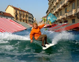 SURFING ON THE MARKET