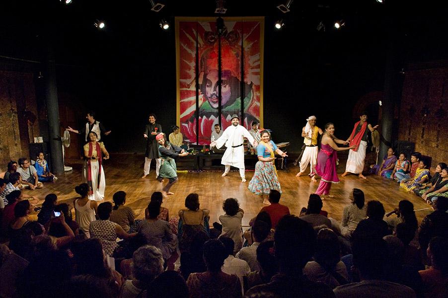 Adishakti Festival 2016