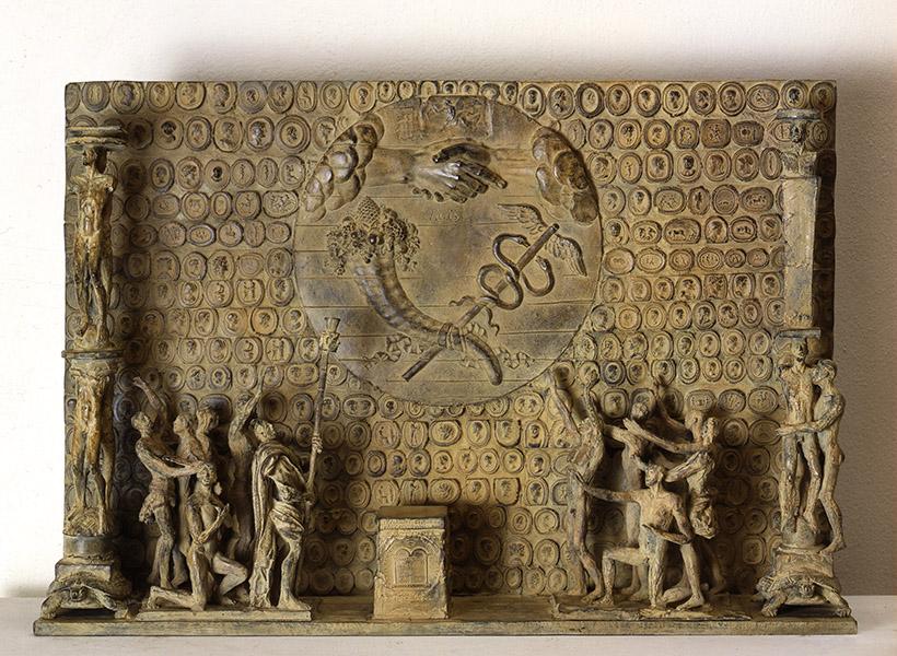 Ivan Theimer sculpture