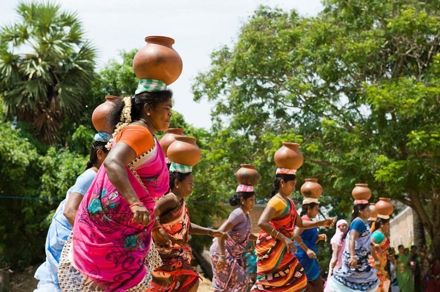 Woman Day in Irumbai
