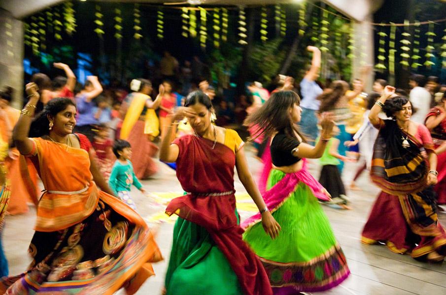 Tamil dancing