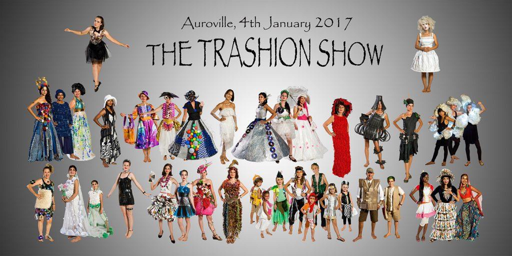 The Trashion Show Parade