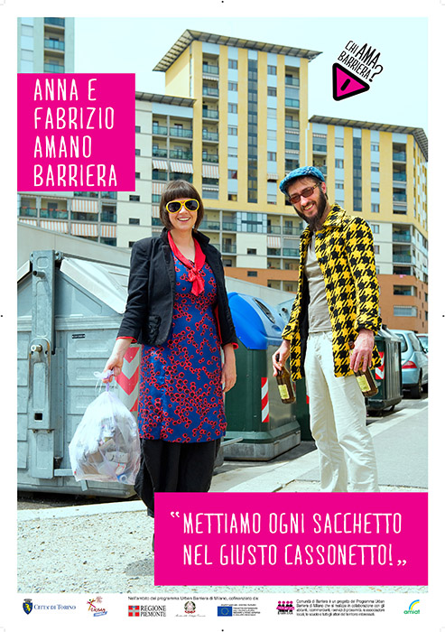 Anna and Fabrizio love Barriera