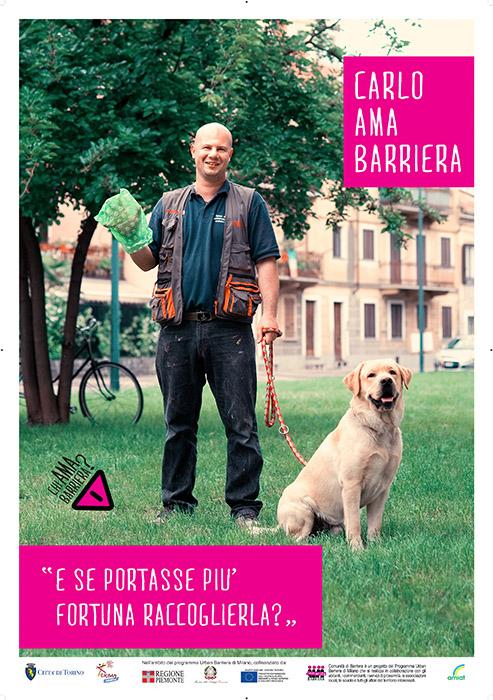 Carlo loves Barriera