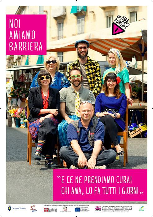 We love Barriera