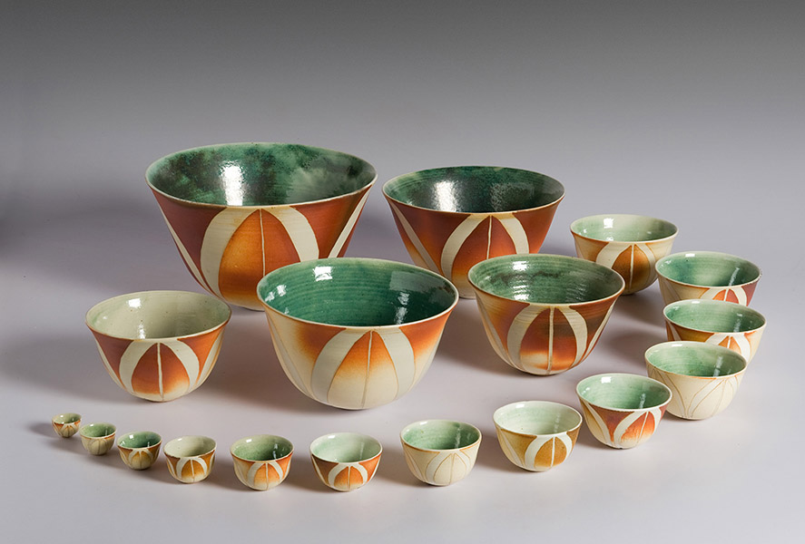 Ange Peter\'s pottery