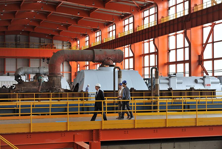 Tirreno Power power station