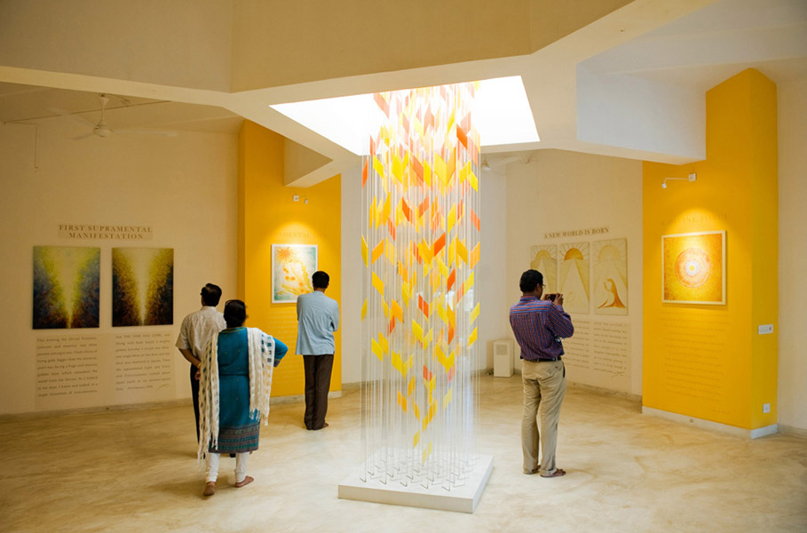 Auroville Exhibition