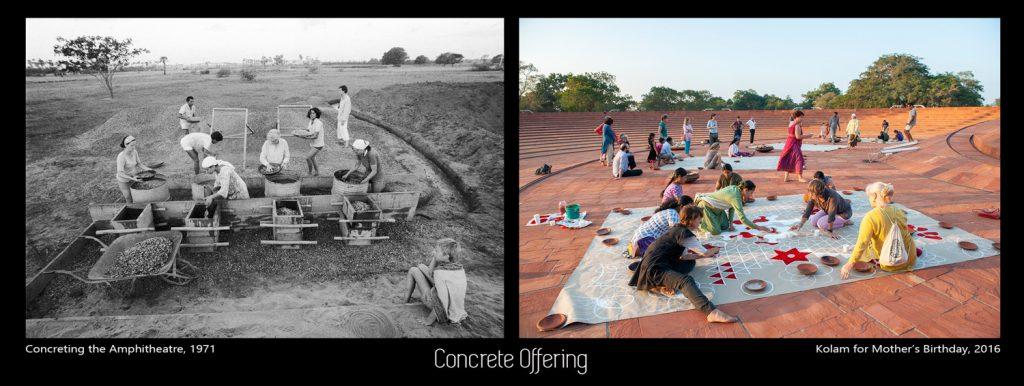 Concrete Offering