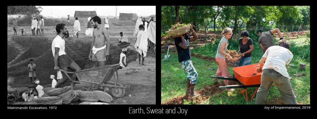 Earth, Sweat and Joy