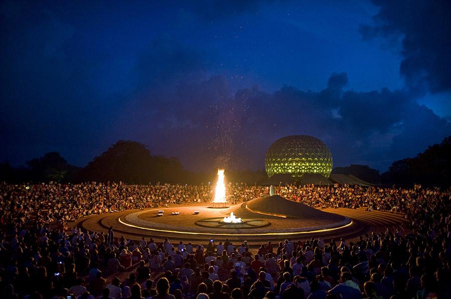 Auroville Birthday