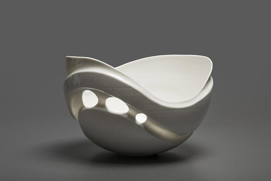 Sabrina Srinivas' ceramic