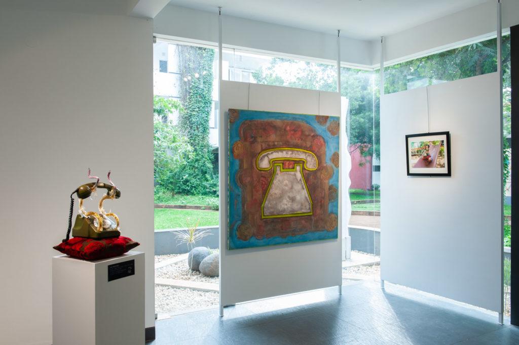 U.F.O. Exhibition - The Telephone