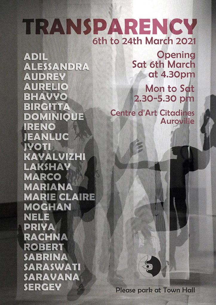 Transparency exhibition