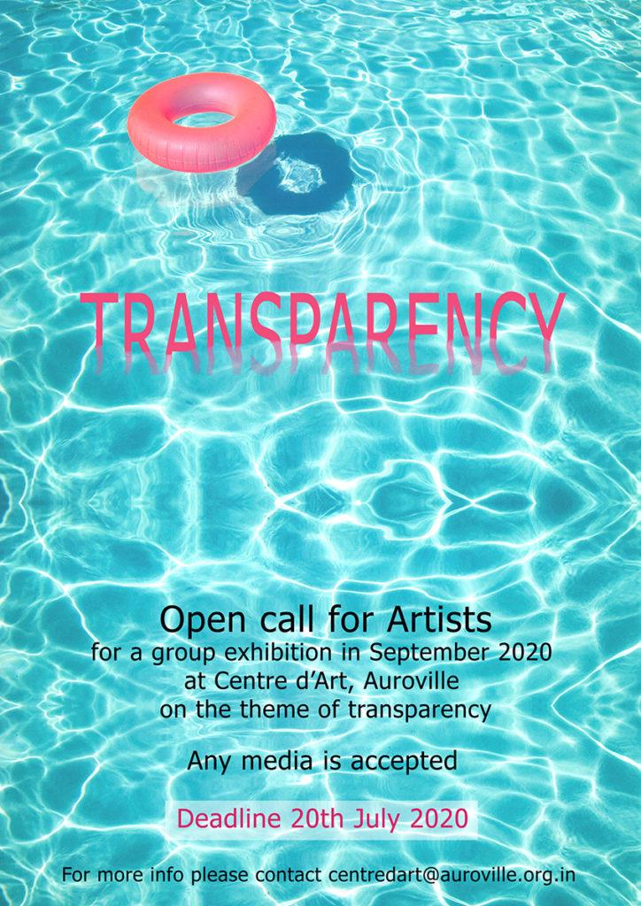 Transparency Exhibition 1
